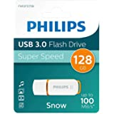 Philips FM12FD75B pen drive clé USB 3.0 128gb snow