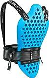 SLYTECH Rückenprotektor Backpro Noshock XT Naked, blue, L, YNSBPNF