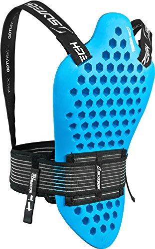 SLYTECH Rückenprotektor Backpro Noshock XT Naked blue S