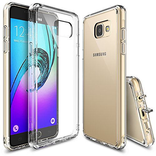 Cover Samsung Galaxy A7 2016 in TPU (Trasparente)