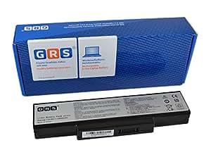 GRS Batterie d'Ordinateur Portable pour ASUS A72, Asus K72DR, A72J, N71, K72, K73, remplace A32-F5, A32-K72, A32-N71A32-N71, de 70, 7070-NZYB1000Z,, 70-NX01B1000Z, 70-NXH1B1000Z 70-NZY1B1000Z, ordinateur portable Batterie 4400mAh 10,8V