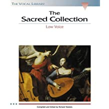 Sacred Collection: Low Voice