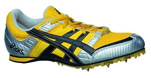 Asics , Chaussures d'athlétisme pour homme Multicolore - Giallo/Blu