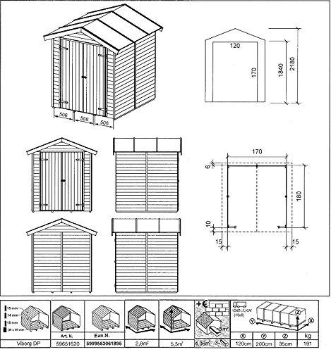 silvia-gartenhaus-aus-holz-tanne-natur-gartenpro-stahlgeraetehaus-2