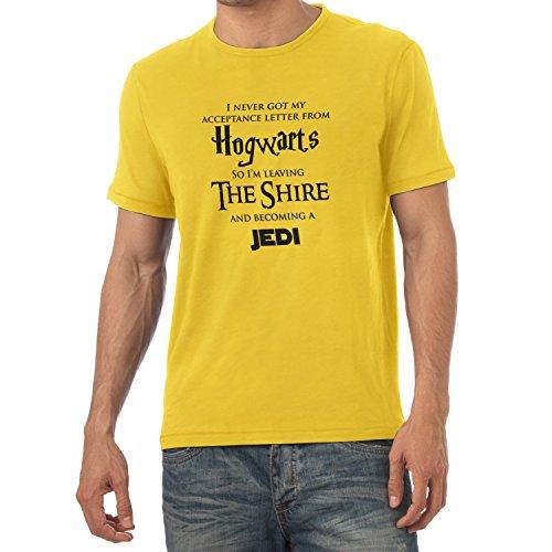 TEXLAB - Acceptance Letter - Herren T-Shirt Gelb