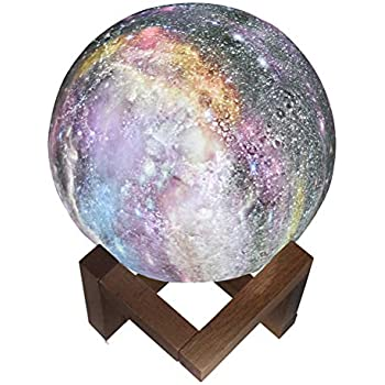 Clever Dropshipping Romantic Moon Light 3d Print Moon Night Lamp Wall Mount Lunar Wall Lamp Led Night Light Home Decor Creative Gift Led Indoor Wall Lamps Led Lamps