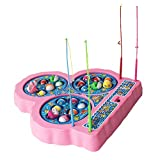 Best Kid Fishing Poles - ToysCentral Go Go Fishing Game Toy Set Review