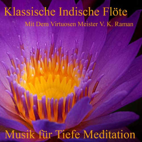 Klassische Indische Flöte Mit ...
