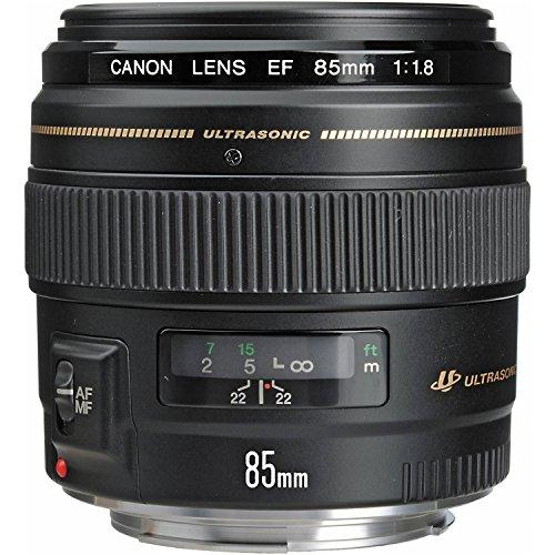 Canon EF 85mm f/1.8 USM Obiettivo