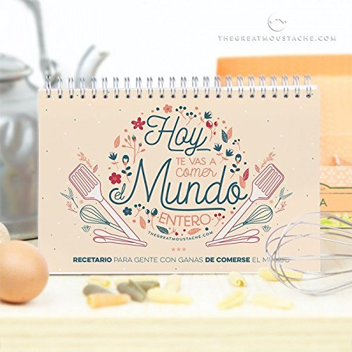 libreta con frase de mr wonderful