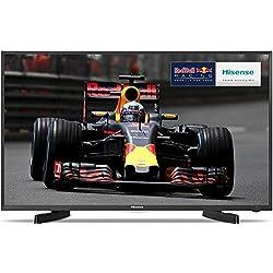"Hisense H49M2600 49"" Full HD Smart TV Wifi Gris LED TV - Televisor (Full HD, IEEE 802.11ac, Android, VIDAA 2.0, 16:9, 16:9)"