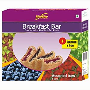 RiteBite Breakfast Bar - Assorted