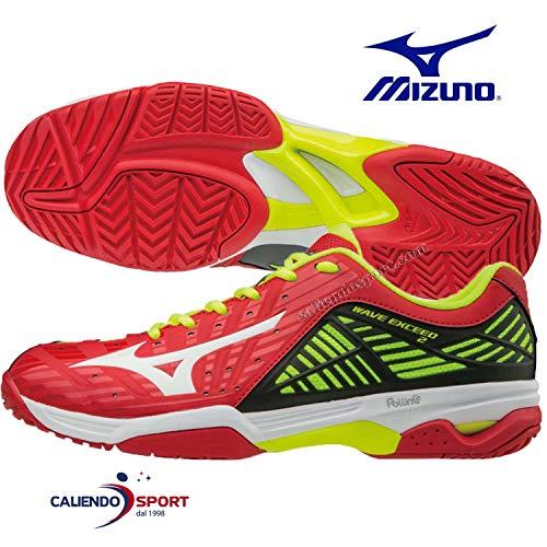Mizuno Wave Exceed 2 All Court Zapatilla De Tenis - SS18-40.5