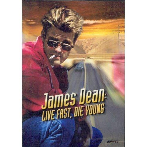 Bild von James Dean: Live Fast, Die Young [Slim Case] by Casper Van Dien