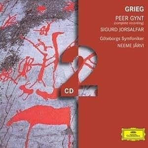 Grieg : Peer Gynt (intégrale) - Sigurd Jorsalfar