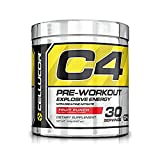 Cellucor C4 Explosive Preworkout Supplem...
