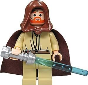 LEGO Star Wars: Obi-Wan Kenobi Mini-Figurine Avec Bleu Lightsaber