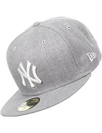 New Era 59Fifty League Basic MLB NY Yankees Maroon 5950 Cap