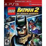 Warner Bros 1000287049 LEGO Batman 2 Super Heroes PS3