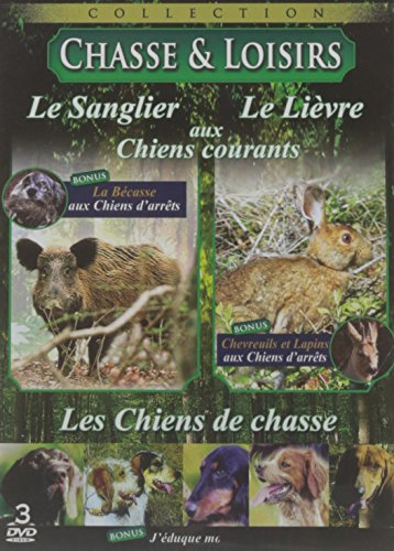 DVD chasseur