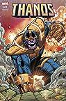 Thanos, tome 1 : Sanctuaire zéro par Landy