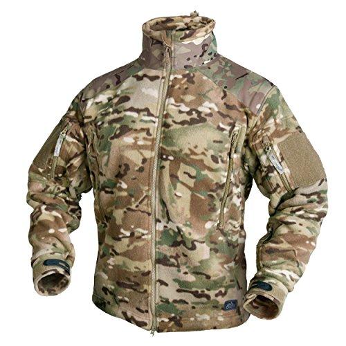 Helikon Tex LIBERTY Heavy Fleece JACKE - Camogrom ® (L)