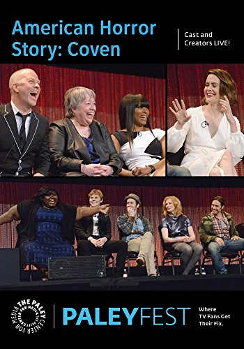 American Horror Story: Coven: Cast and Creators Live at PALEYFEST (American Horror Story Coven)