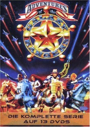 Galaxy Rangers - Vol. 1-3 [13 DVDs]