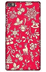 iessential snow Designer Printed Back Case Cover for XIAOMI MI5
