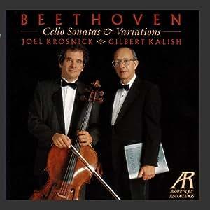Sämtliche Cellosonaten (Ga)