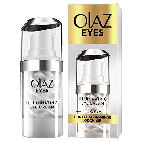 Olaz Eyes Illuminating Eye Creme Für Dunkle Augenringe, 15 ml