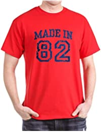 CafePress - Made In 82 - 100% Cotton T-Shirt