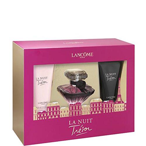 Lancôme La Nuit Trésor Set mit 2x Pflege 30ml + 50ml + 50ml