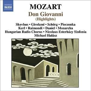 Don Giovanni (Auszüge)