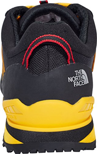 The North Face M Verto Plasma Ii Gtx, Chaussures de Randonnée Homme Noir - Negro (TNF Black / TNF Yellow)