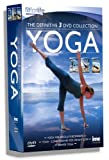 Yoga The Definitive Triple DVD Box Set - Containing Yoga for Absolute Beginners, Power Yoga & Yoga Conditioning for Weight Loss - Fit for Life Series [UK Import]