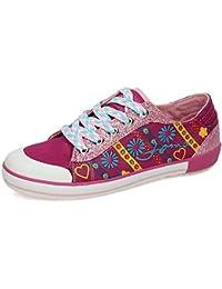 Joma C.Mich 513 Pink - Zapatilla de Lona para niña