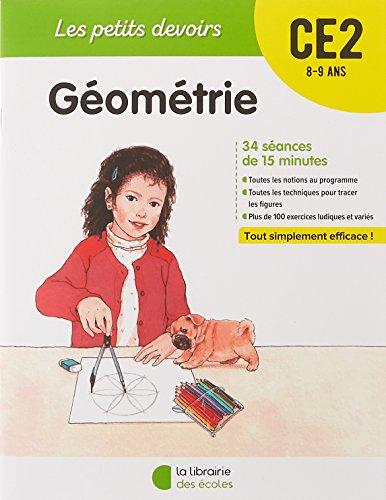 Géométrie CE2