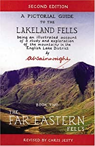 Pictorial Guide to the Lakeland Fells, Alfred Wainwright, Second edition - 2 - The Far Eastern Fells