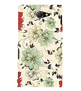 Sony Xperia M2 Dual :: Sony Xperia M2 Dual D2302 flowers Printed Cell Phone Cases, print Mobile Phone Cases ( Cell Phone Accessories ), pattern Designer Art Pouch Pouches Covers, beautiful Customized Cases & Covers, girly Smart Phone Covers , Phone Back Case Covers By Cover Dunia