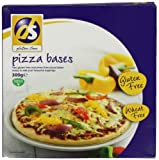 Dietary Specials Bread,Pastries Pizza Base Twin Pack 150 g (Pack of 2)