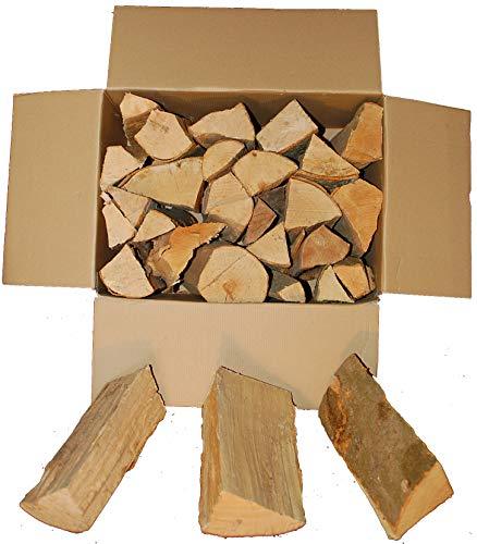 BUCHE Kaminholz, Brennholz, Feuerholz, Grillholz, ofenfertig, 25cm Scheitlänge, 20 kg (Buche)