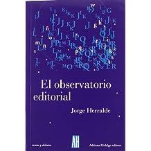 OBSERVATORIO EDITORIAL,EL
