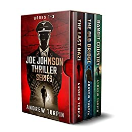 The Joe Johnson Thriller Series: Books 1-3 (The Joe Johnson Thriller Series Boxset 1) by [Turpin, Andrew]