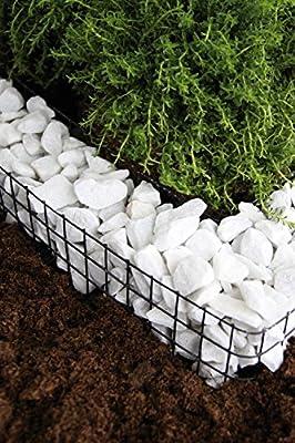 Herzgitter Herz Gitter Bellissa Grabschmuck Grabgestaltung Blumentopf Friedhof von Bellissa - Du und dein Garten
