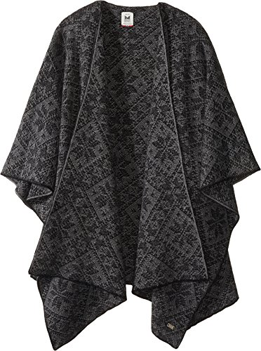Dale of Norway Damen Rose Shawl Black