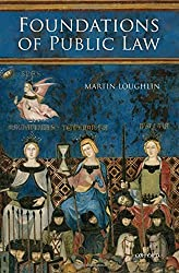 Foundations of Public Law by Martin Loughlin (2010-08-13)