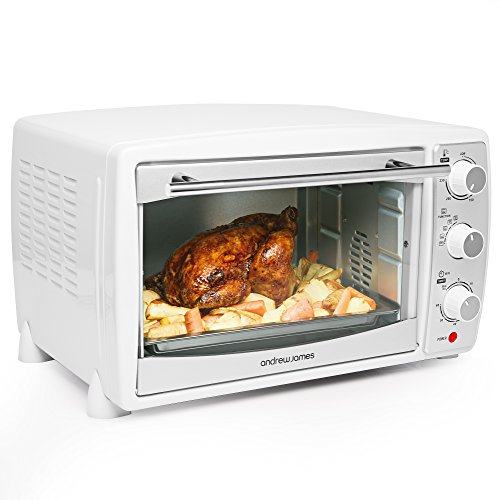 Andrew James Mini Oven with Gril...