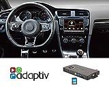 Adaptiv ADV-MIBVW- VW Upgrade Set mit Navigation
