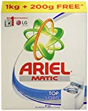 #3: Ariel Matic Top Load Detergent Washing Powder - 1 kg with Free - 200 g